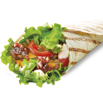 Steakhouse wrap