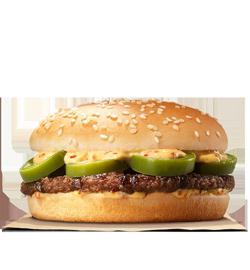 Chilli Cheeseburger