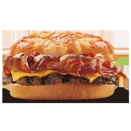 Bacon cheese king
