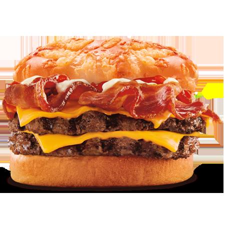 Double Bacon King