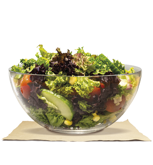Zeleninový šalát + dresing