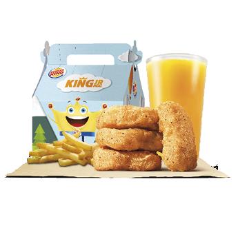 Detské menu s KING Nuggets