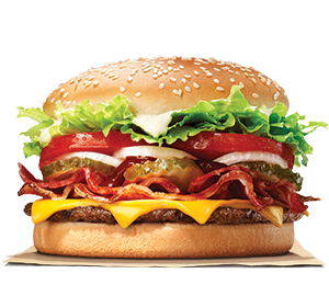 Bacon Cheese Whopper