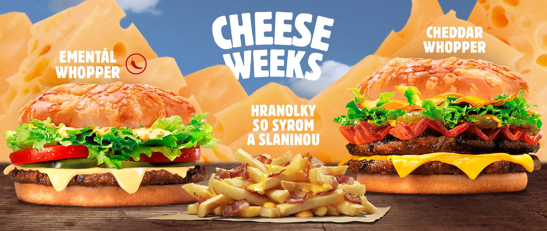 Cheese weeks