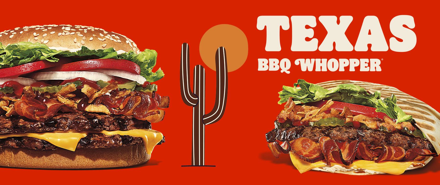 TEXAS BBQ WHOPPER