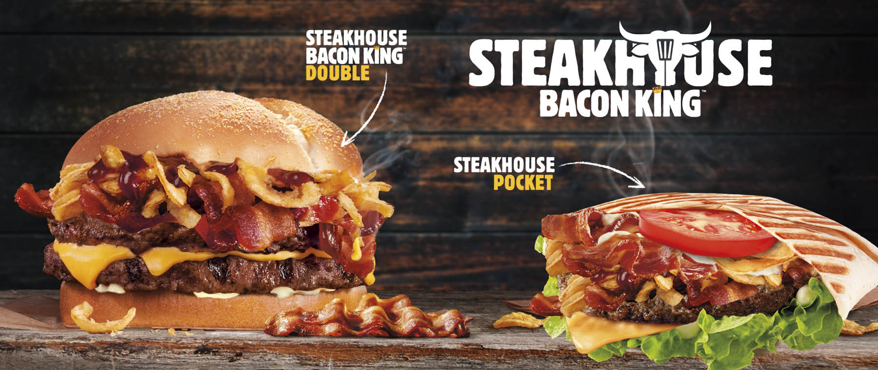 Steakhouse Bacon King