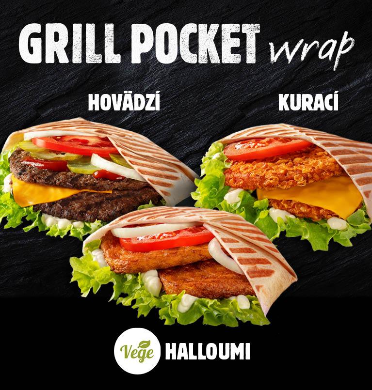 Grill Pocket